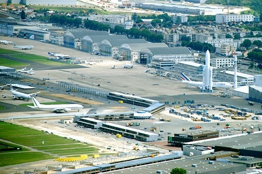 aeroport du Bourget
